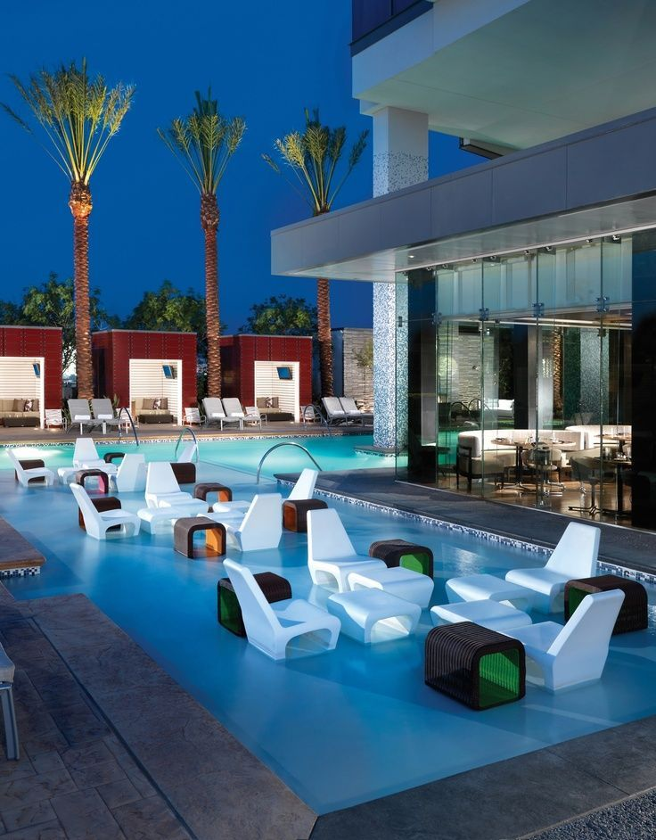 Spa project planning bluspas inc spa consultants - Best swimming pools in las vegas strip ...